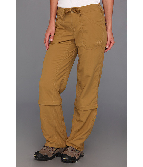 Pantaloni The North Face - Horizon Convertible Pant - British Khaki