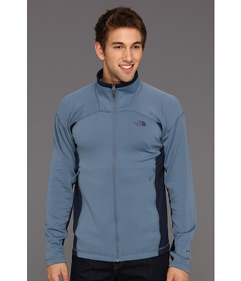 Bluze The North Face - Concavo Full Zip - China Blue/Cosmic Blue