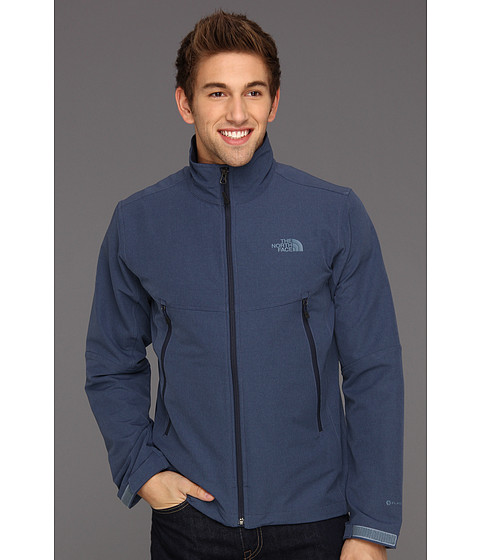 Bluze The North Face - RDT Softshell Jacket - China Blue Heather