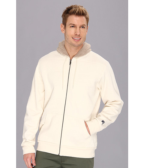 Bluze The North Face - Wadkins Full Zip Hoodie - Vintage White