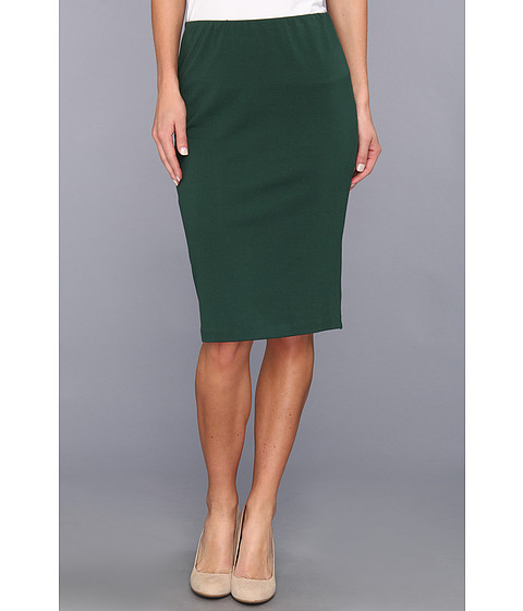 Fuste rsvp - Earla Ponte Pencil Skirt - Hunter