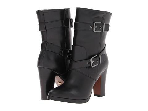Botine Pour La Victoire - Roslin Dress Boot - Black Calf Leather
