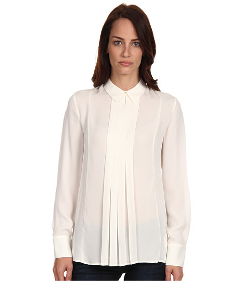Bluze Theory - Forta Top - White