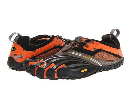 Adidasi Vibram FiveFingers - Spyridon LS - Dark Olive/Black/Orange