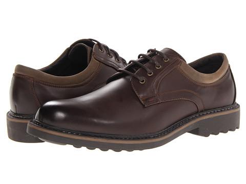 Pantofi Robert Wayne - Lenny - Brown