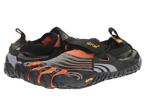 Adidasi Vibram FiveFingers - Spyridon - Dark Olive/Black/Orange