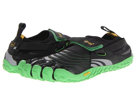 Adidasi Vibram FiveFingers - Spyridon - Black/Green/Green