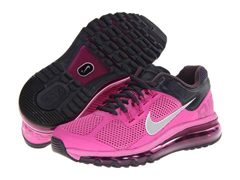 Adidasi Nike - Air Max + 2013 - Club Pink/Gridiron/Reflect Silver