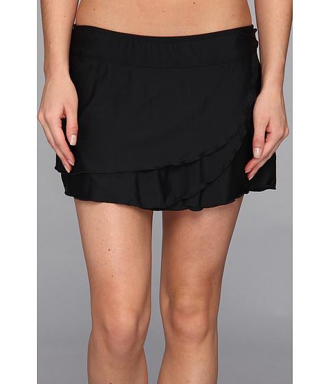 Costume de baie Athena - Heavenly Skirted Pant - Black