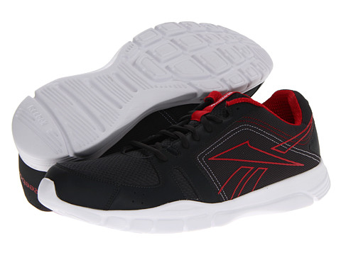 Adidasi Reebok - TrainFusion RS - Gravel/Excellent Red/White