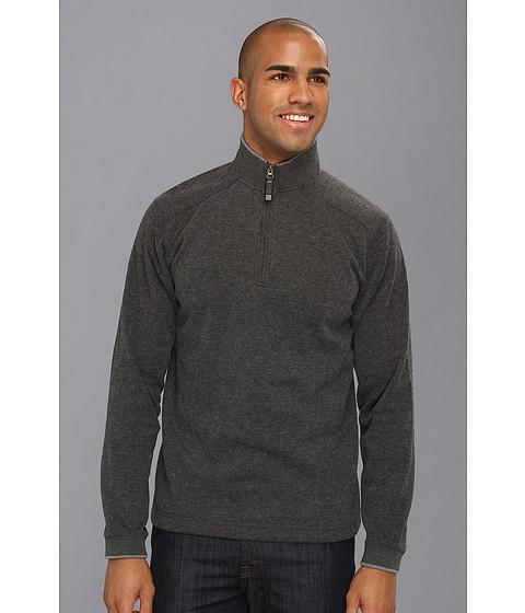 Bluze Quiksilver - Point Sur 2 Sweatshirt - Gunmetal
