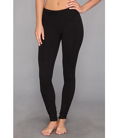Pantaloni New Balance - Satya Shirred Tight - Black