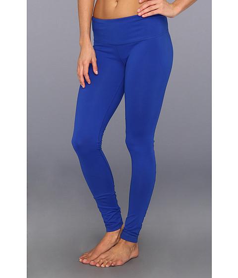 Pantaloni Under Armour - UA Perfect Downtown Legging - Blu-Away/Metallic Pewter