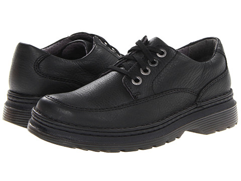 Pantofi Dr. Martens - Layton 4-Eye Shoe - Black Geronimo