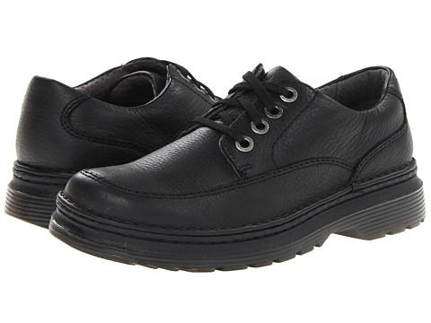 Pantofi Dr. Martens - Layton 4-Eye Shoe - Black Geronimo