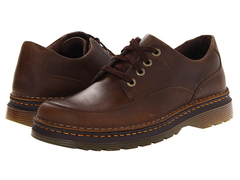 Pantofi Dr. Martens - Layton 4-Eye Shoe - Brown Shorthorn