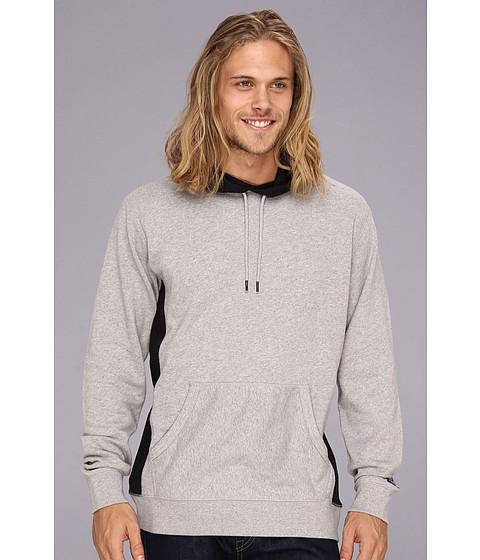Bluze DC - Zapp Pullover Sweatshirt - Heather Grey