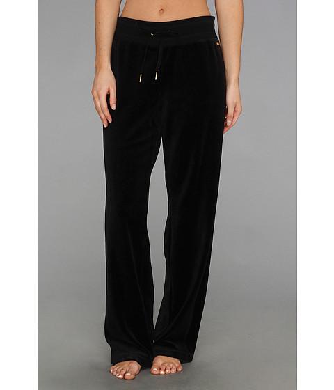 Pantaloni Calvin Klein - Velour Pant - Black