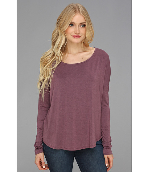 Bluze Culture Phit - Caley Top - Purple