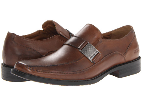 Pantofi Kenneth Cole Reaction - Take Flight - Cognac Leather