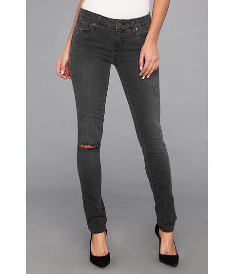 Blugi Paige - Verdugo Ultra Skinny in Kate Destructed - Kate Destructed