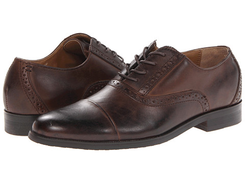 Pantofi Original Penguin - OP Tip - Dark Brown