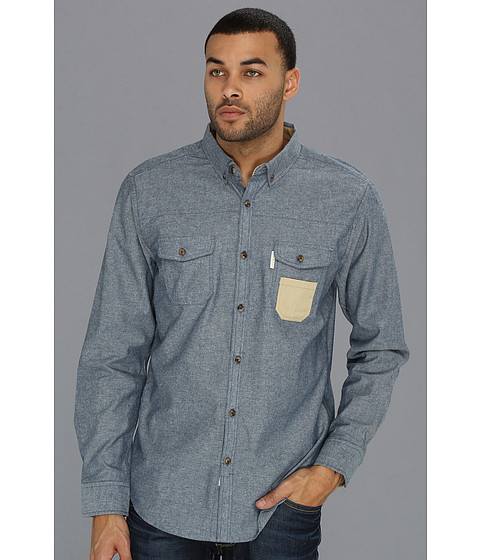 Camasi ECKO - Mini Pocket Woven - Bluch