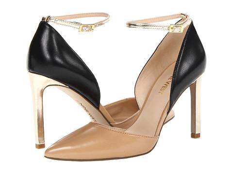 Pantofi Nine West - Camelle - Tan Multi Leather