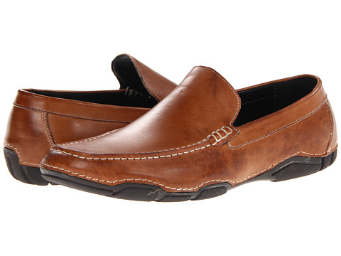 Pantofi Kenneth Cole Reaction - De-Tour - Cognac