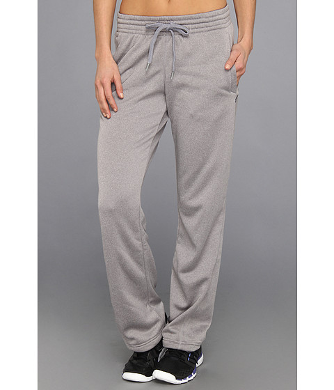 Pantaloni adidas - Ultimate Fleece Pant - Aluminium 2/Shade Grey