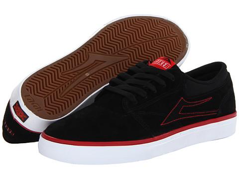 Adidasi Lakai - Griffin - Black Suede/Baker Skateboards