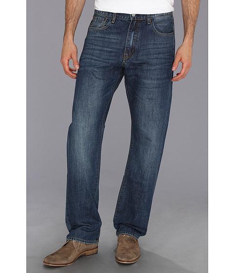 Blugi IZOD - Regular Fit Straight Leg Jean in Medium Vintage - Medium Vintage