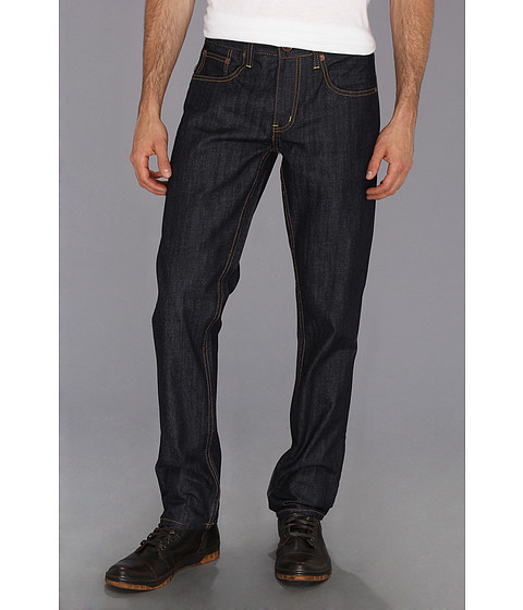 Blugi IZOD - Straight Fit Jean in Grey Used - Grey Used
