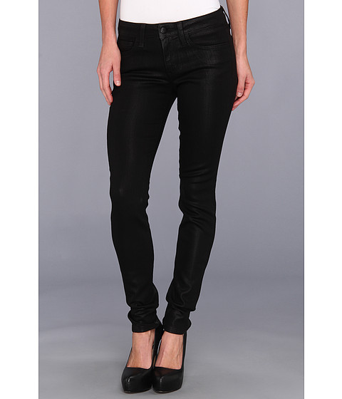 Blugi Joes Jeans - The Skinny in Coated Black - Coated Black