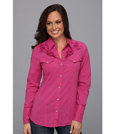 Camasi Stetson - 8811 Solid Lawn-Pink Shirt - Pink