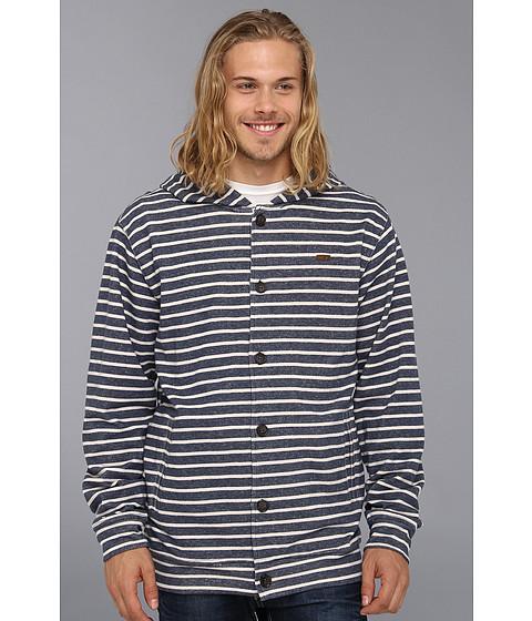 Bluze Volcom - Earl Zip Sweatshirt - Indigo