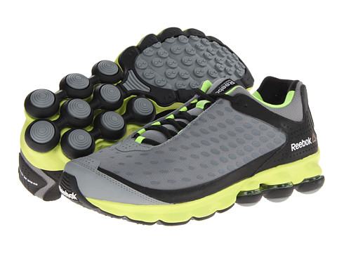 Adidasi Reebok - DMXSky Impact - Flat Grey/Black/Neon Yellow
