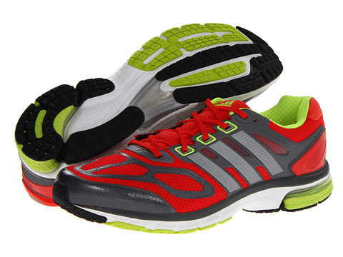 Poza Adidasi Adidas Running - Supernova Sequence 6 - Hi-Res Red/Metallic Silver/Blast Pink