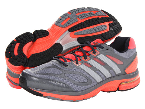 Adidasi Adidas Running - Supernova Sequence 6 - Tech Grey/Metallic Silver/Infrared