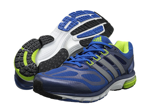 Poza Adidasi Adidas Running - Supernova Sequence 6 - Blue Beauty/Metallic Silver/Electricity