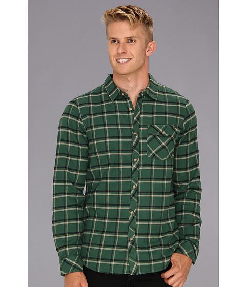 Camasi ONeill - Lyons Woven Shirt - Green