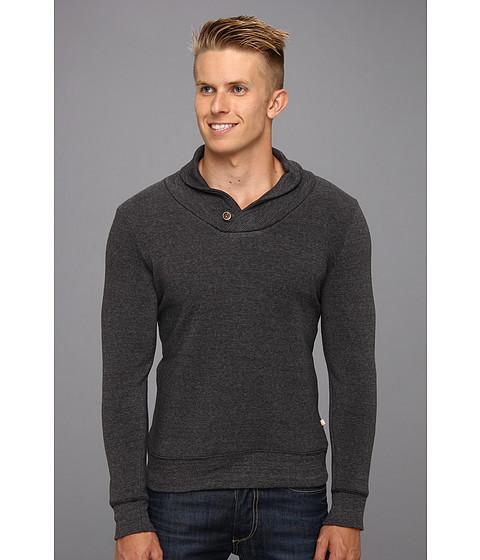 Bluze Alternative Apparel - Belmont Pullover - Eco True Vintage Black