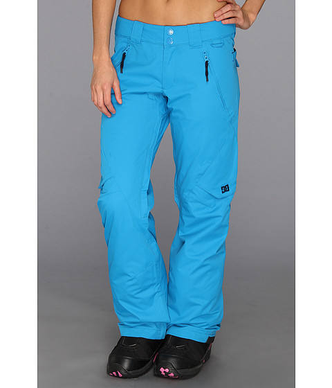 Pantaloni DC - Lace Snow Pant - Methyl Blue