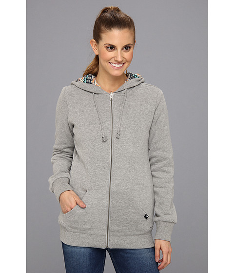 Bluze Oakley - White Out Hoodie - Heather Grey