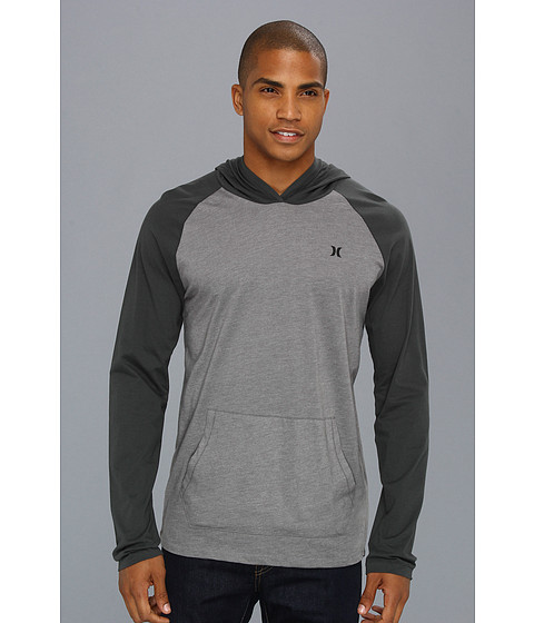 Bluze Hurley - Tucker Knit - Heather Grey