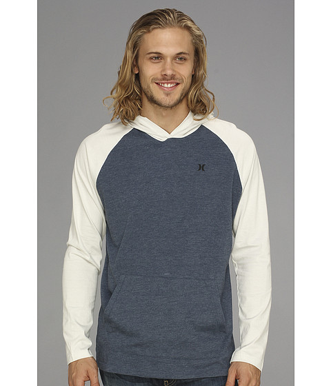 Bluze Hurley - Tucker Knit - Heather Legacy Navy