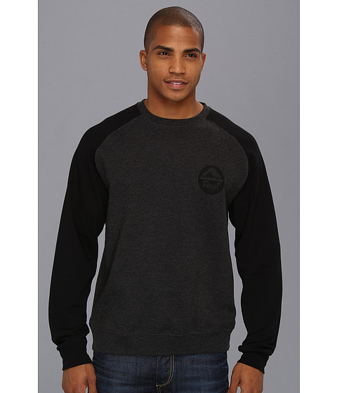 Bluze Reef - Reef Station Crew - Charcoal Heather