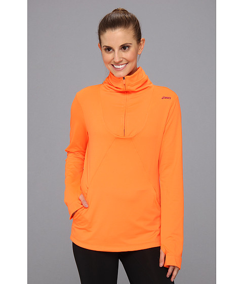 Bluze ASICS - ThermopolisÃ'® Thermal LT 1/2 Zip - Shock