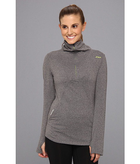 Bluze ASICS - ThermopolisÃ'® Thermal LT 1/2 Zip - Heather Iron
