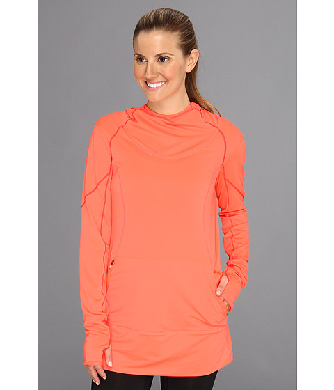 Bluze New Balance - Heidi Klum for New BalanceÃ'® Moto Pullover - Fiery Coral